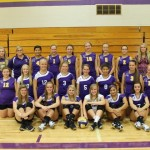 Volleyball Girls Travel to Plainview for Sub Districts
