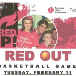 Red Out on February 11th